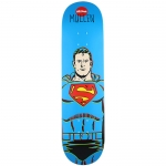 Almost Mullen Superman R7 Skateboard Deck 8.1