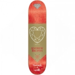 Cliche Brophy Diamond Skateboard Deck 8.4