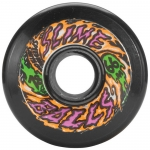 Santa Cruz Slime Balls Longboard Wheels 78a 66mm