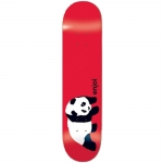 Enjoi Original Panda Clear Skateboard Deck 8.5