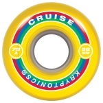 Kryptonics Cruise Longboard Wheels 78a 58mm