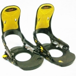 Burton Mission Step-In Snowboard Bindings - Large