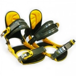 Ride Preston LX Snowboard Bindings - Medium