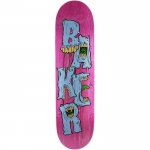 Baker Teeth Skateboard Deck 8.475