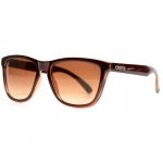 Cassette Easy Livin' Transparent Brown Sunglasses