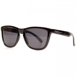 Cassette Easy Livin' Gloss Black Sunglasses