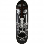 Heroin Deerman of Dark Woods Skeletal 2 Skateboard Deck 9.5