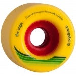 Orangatang The Cage Longboard Wheels 73mm 86a