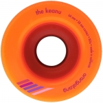 Orangatang The Keanu Longboard Wheels 66mm 80a