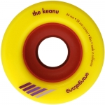 Orangatang The Keanu Longboard Wheels 66mm 86a