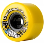 Sector Nine Race Formula Longboard Wheels 78a 70mm CS Yellow