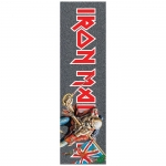 MOB Iron Maiden Trooper Skateboard Grip Tape