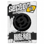 Sector Nine Shock Pad Riser 1/8