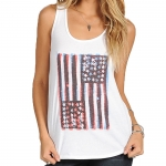 Volcom Flag Flip Tank Top - Women's