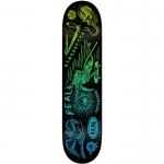 Real Ramondetta Real X Watts Skateboard Deck 8.28