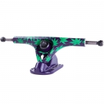 Paris V2 Amanda Powell Longboard Trucks 180mm Purple