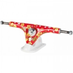 Paris Matt K Longboard Trucks 180mm Red White