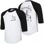 Independent F.French Death Horse Raglan Tee