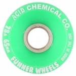 Acid Chemical Co Classic Cut Longboard Wheels 65mm 78a