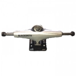 Black Smith Low Skateboard Trucks Black/Raw