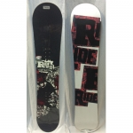 Ride Impact Snowboard Black - 147cm