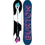 Burton Support Local Talent Scout Snowboard - Women's