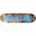 Deathwish Neen Williams Gang Name Adults Only Skateboard Deck 8.38