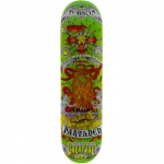 Creature 7 Deadly Sins Skateboard Deck Al Partanen 8.2