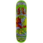 Creature 7 Deadly Sins Skateboard Deck David Gravette 8