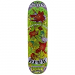 Creature 7 Deadly Sins Skateboard Deck Sam Hitz 8.8