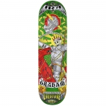 Creature 7 Deadly Sins Skateboard Deck Stu Graham 9