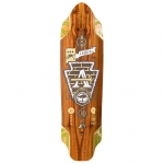 Arbor Collective Highground Longboard Deck 36