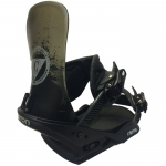 Burton Super Cartel Snowboard Bindings - Limited Edition Commission Shops