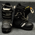 Burton Ruler Smalls Snowboard Boots - Black, 4