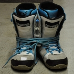 Ride Orion Snowboard Boots White - 8.5