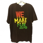 Sector 9 We Make Fun Tee Shirt