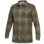 Dakine Pitch Button Down Technical Flannel