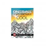 One Ball Jay 4WD Cool Snowboard Wax