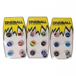 One Ball Jay Beer Logo 6 Pack Stomp Pad