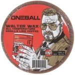 One Ball Jay Walter All Temp Snowboard Wax - Coffee Scented