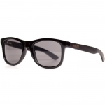 Cassette Yo Black Ebony Wood Sunglasses