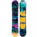 Gnu Ladies Choice EC2 A.S.S. Snowboard - Women's