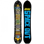Gnu Space Out Forest Bailey DC2 BTX Snowboard