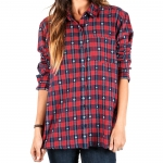 Element Jinny LS Button Up Shirt - Women's