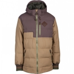 iNi Cooperative Mellow Marsh Snowboard Jacket