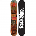 Burton Street Sweeper Backyard Project Snowboard