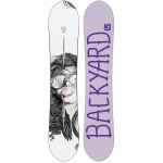 Burton Tattletale Backyard Project Snowboard - Women's