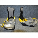 Morrow Dimension Snowboard Bindings BKG - M/L