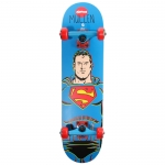 Almost Mullen Superman Kid's Complete Skateboard 7.4