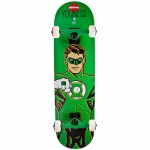 Almost Youness Green Lantern Complete Skateboard 8